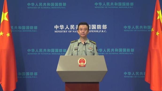 美报告称中国海军对美海军构成重大挑战,国防部:让谎言闭嘴