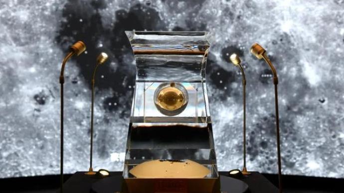 嫦娥五号任务第二批月球科研样品信息上线发布