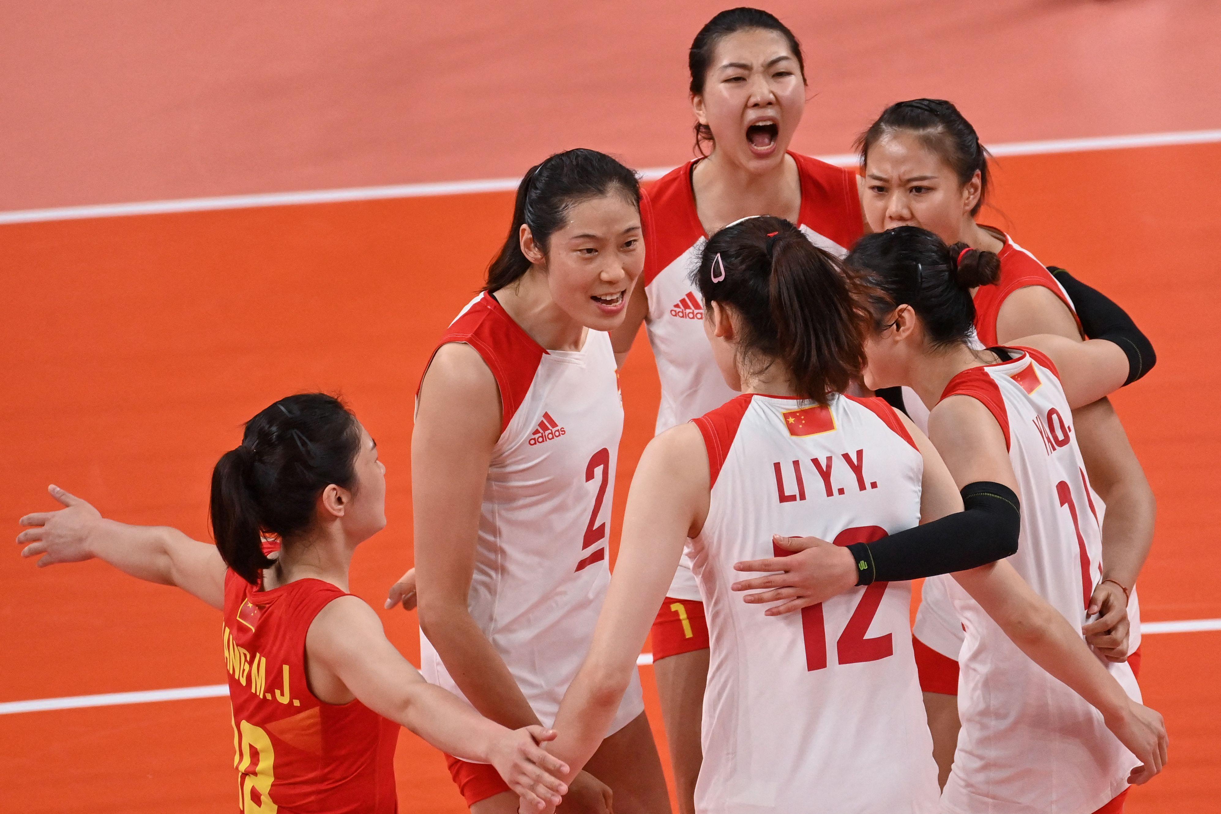 中国女排需要找回自我。