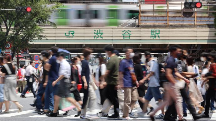 日本日增新冠确诊病例首次过万,连续2天达最大增幅
