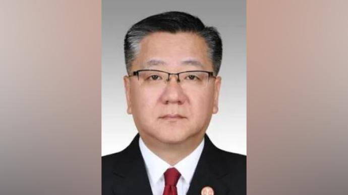陆卫民任上海市第一中级人民法院院长