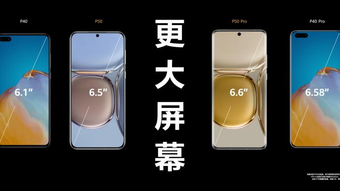 华为余承东:P50系列只提供4G版本,起售价4488元