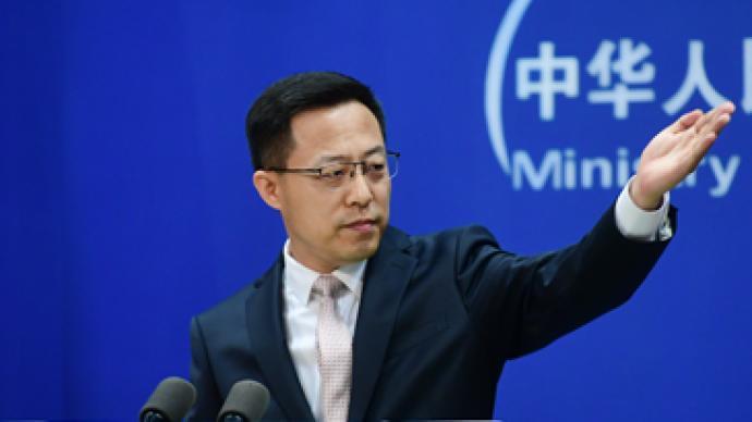 """安倍晋三对""""中国强化对台湾军事施压""""表达关爱,外交部回应"""