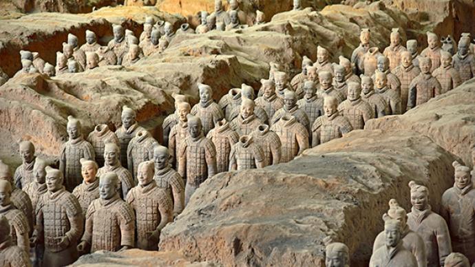 为防控疫情,西安秦始皇帝陵博物院今起暂停开放