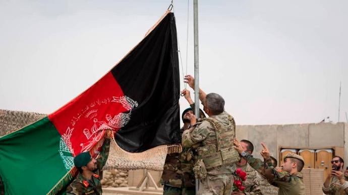 中東睿評 美國撤軍,阿富汗民族、部落和軍閥三大力量復歸?