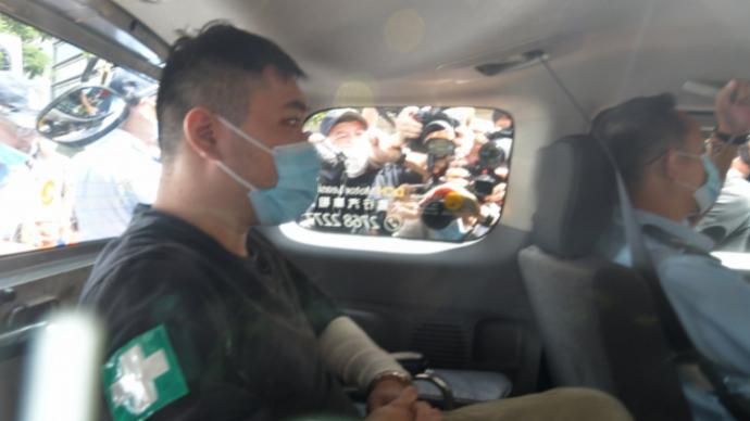 首例违反香港国安法案件今日宣判:被告唐英杰获刑9年