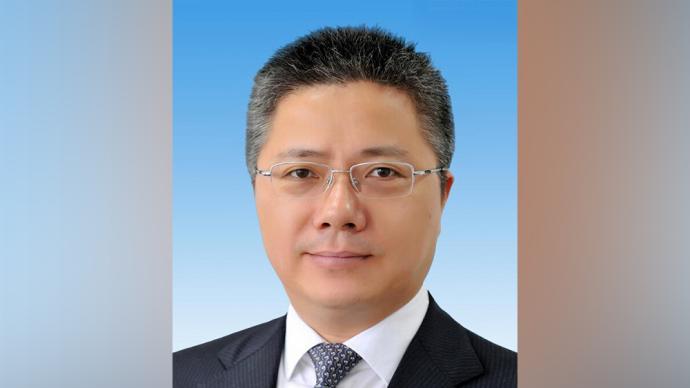 朱忠明辞去湖南省副省长职务