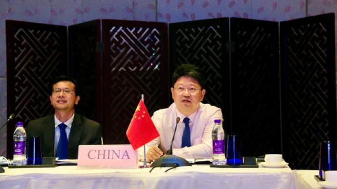 金砖国家反恐工作组第六次会议举行,外交部相关部门担负人出席