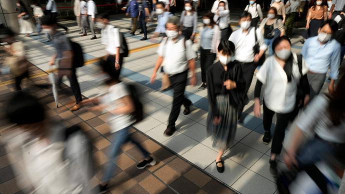 日媒:日本又有四地区启动紧急状态,东京延长至8月31日