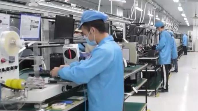 市场主体活力增加,中国经济稳健发展