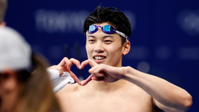 不雅点|汪顺的金牌更能激励你我,老将的游泳故事朴实至诚