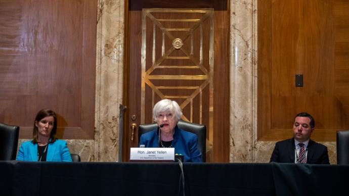 美国债务已超28.5万亿美元,债务上限谈判再引两党争斗