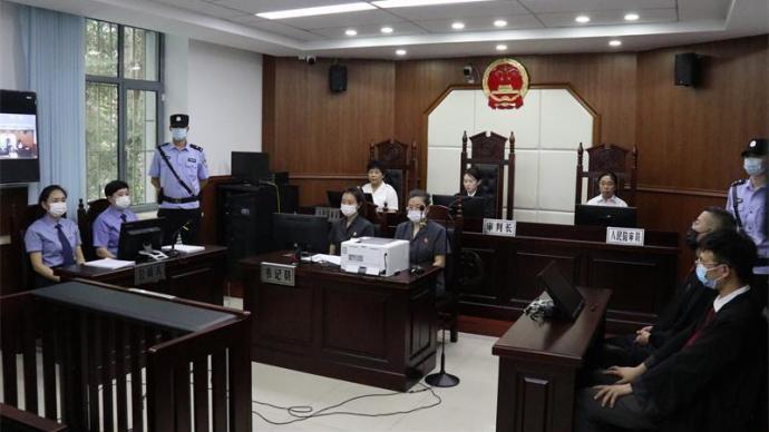 """黑龙江法院宣判8起涉黑涉恶及""""保护伞""""案件:共41人获刑"""
