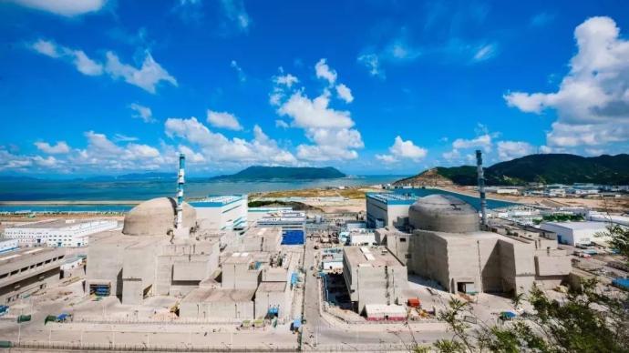 台山核电厂1号机组运行状态通报:?;煨?,查找燃料破损原因