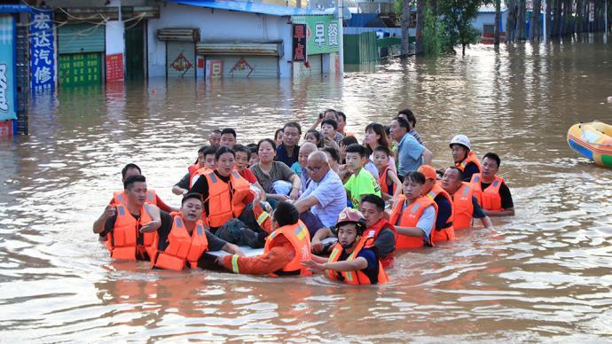 乡村为何成为洪灾重灾区?专家:农村不设防的状况未根本改变