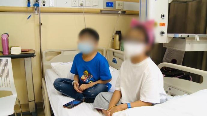 8岁女孩在深圳市三院获捐肾脏,成为深圳年龄最小肾移植儿童