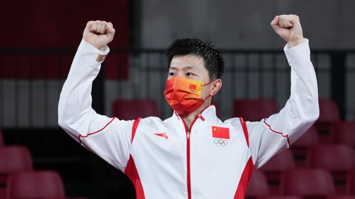 现场|刘国梁:混双金牌是对东道主最好的回报,中日重塑时代