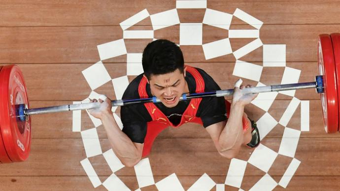 东京奥运会夺冠后,石智勇收获宁波、桂林两地祝贺