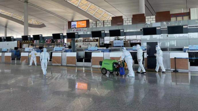 """国际机场频频成病毒传播""""突破口"""",防控需突出梳理几个重点"""