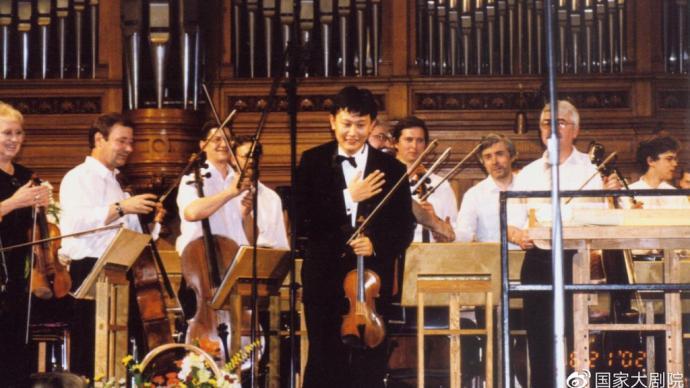 小提琴家陈曦:学音乐需要天赋,以及无休止的推翻和推敲