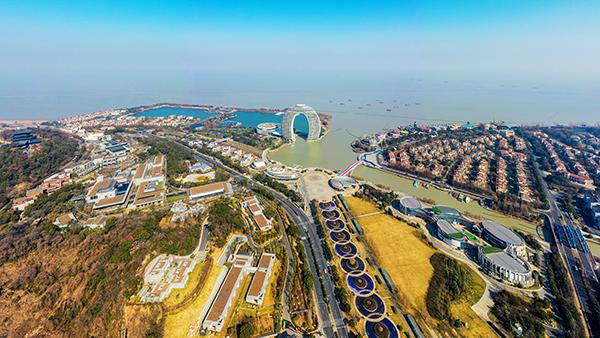 浙江湖州。人民视觉 资料图