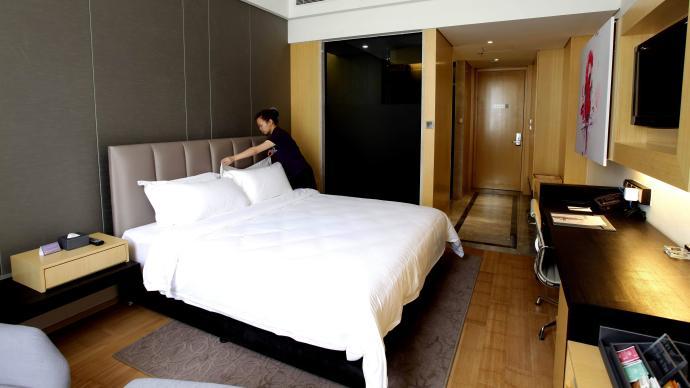 在线旅游平台:疫情中高风险地区酒店订单可免费退订