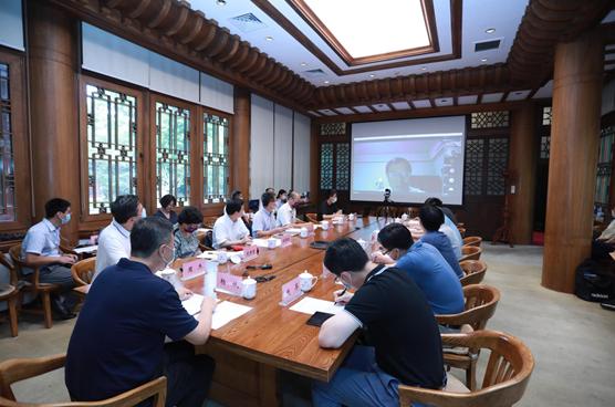会议现场。图片来源清华大学