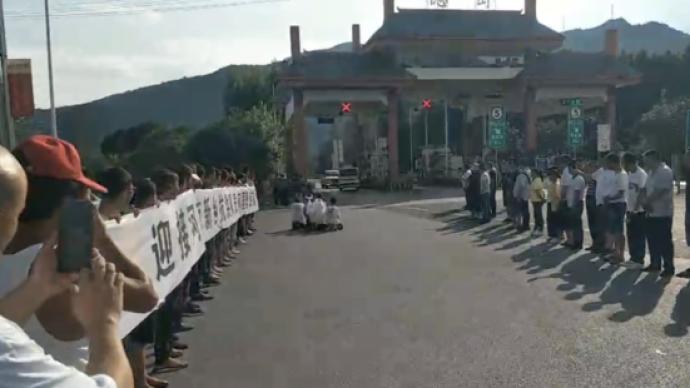 贵州籍救援者在新乡抽排积水时不幸触电身亡,遗体已送回家乡