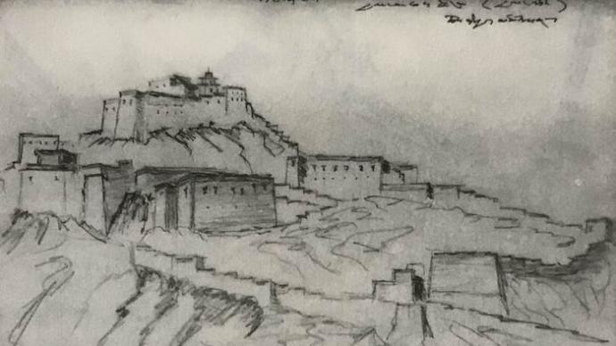 对话 建筑师曲吉建才谈布达拉宫等古建筑修复往事