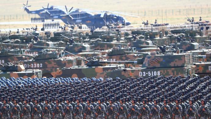 习近平:确保如期实现建军一百年奋斗目标