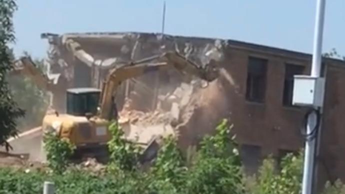 河南鹿邑的拆迁官司:房主多次胜诉,未获安置补偿房屋就被拆