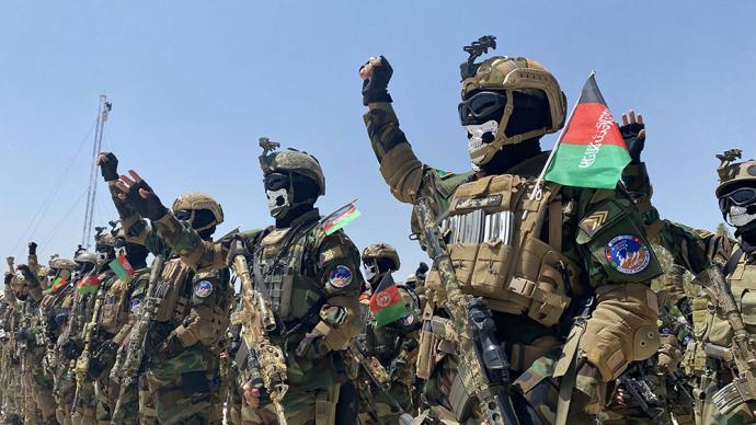 阿富汗政府军呼吁拉什卡尔加市民撤离,以便对塔利班采取行动
