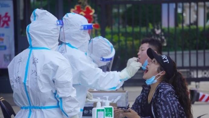 郑州通报2例确诊病例和32例无症状感染者活动轨迹