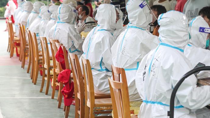 扬州邗江区4日将组织进行第三轮全员核酸检测