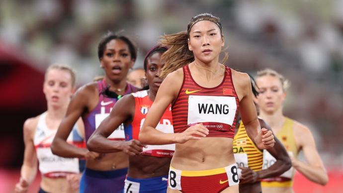 早安·奥运 中国速度再创历史!红色闪电闪耀奥运赛场
