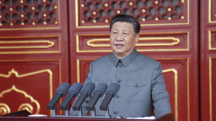 """习近平""""七一""""讲话:这个""""全过程人民民主"""",内涵极为丰富"""