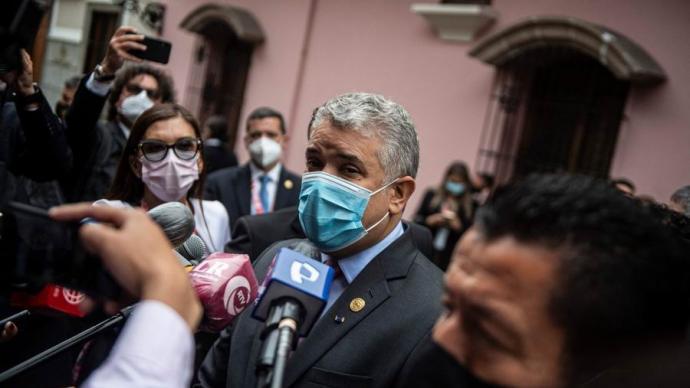 死亡、稅法與沖突:哥倫比亞抗議者正在呼喚新的社會