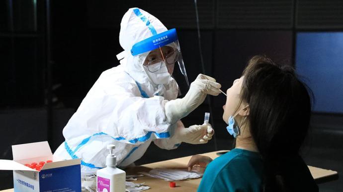 郑州已累计101人感染新冠病毒:确诊16人无症状85人
