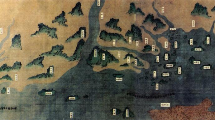 卜正民:1514-1523中國與葡萄牙在南海的貿易和沖突