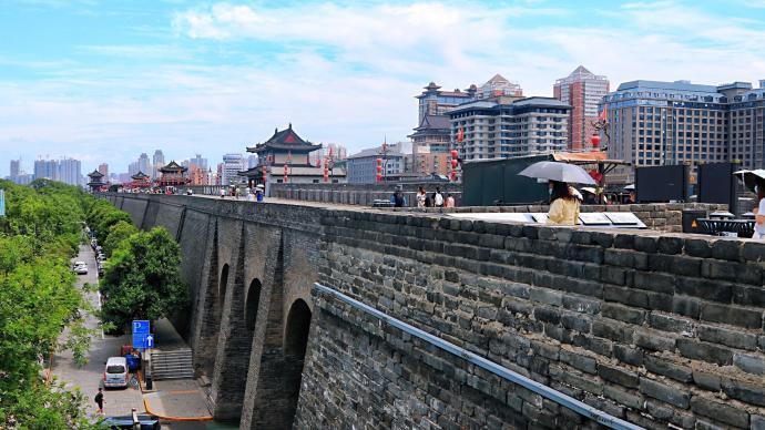 西安城墙、大唐芙蓉园等多家景区暂停开放