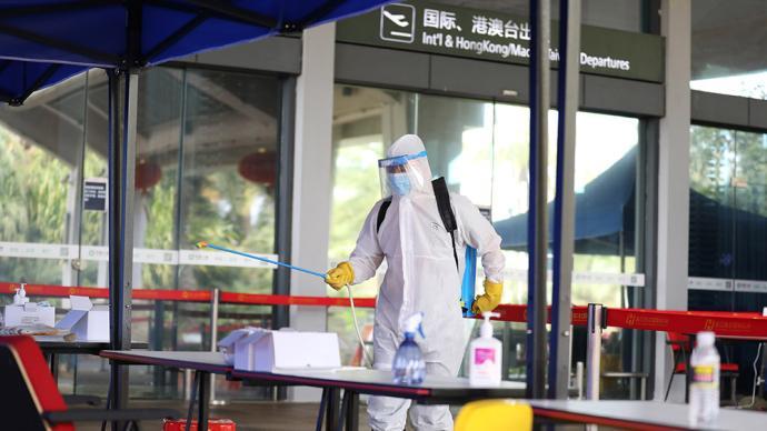 民航局:第八版航司和机场疫情防控指南将发布,加密核酸检测