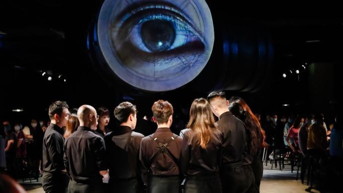 浸入式互动戏剧《金钱世界》2.0版来上海了