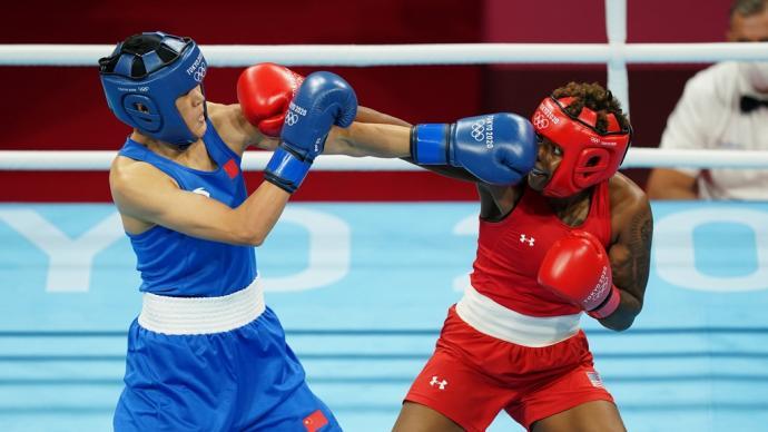 早安·奥运 女子拳击创造历史,国球男团女团杀进决赛