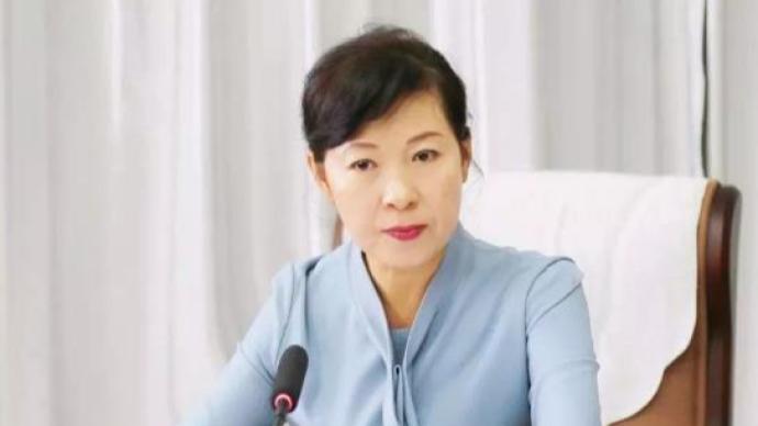 王莉霞任内蒙古自治区代主席