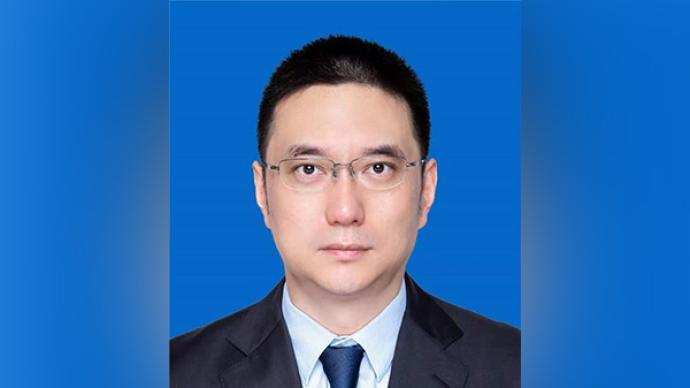 张泉任安徽马鞍山市委副书记,此前任亳州副市长