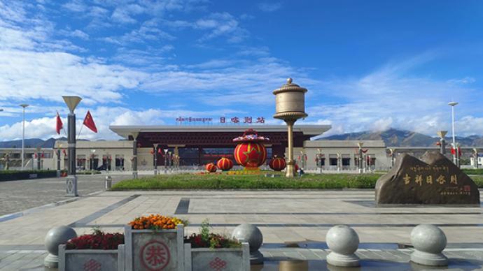 """重走天路看变迁 西藏:加快构建""""五出区、三出境""""铁路网"""