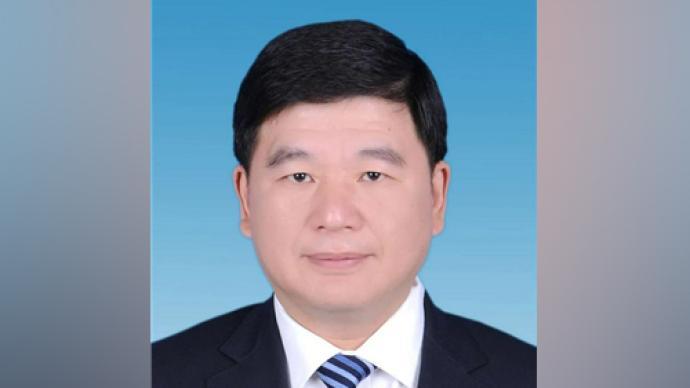 石谋军任甘肃省政府党组副书记