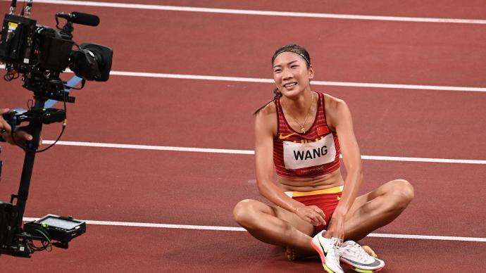 个人最好成绩!中国最好成绩!王春雨女子800米拿下第五