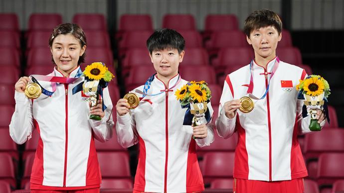 决战东京·战况|第34金!中国乒乓女团完胜日本迎黄金一代