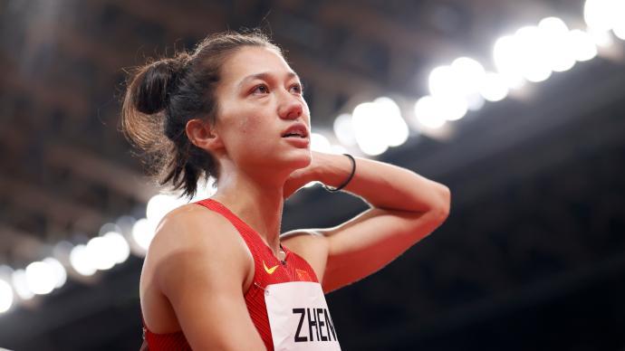 尽心尽力!中国田径首位入籍运动员,她是传奇郑凤荣的外孙女